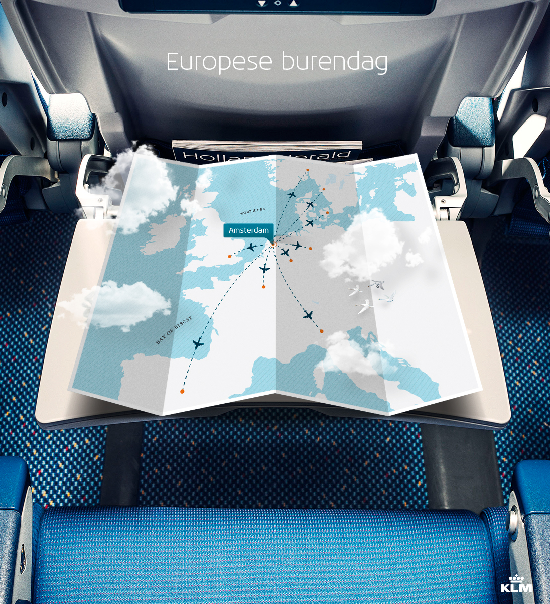 KLM Europese Burendag